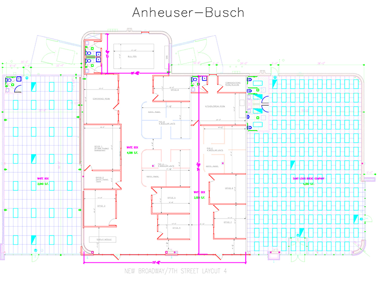 Anheuser-Bush Design